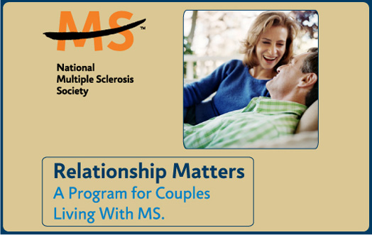 Relationship Matters: A Program for Couples Living with MS.