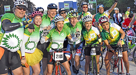 Experience the ride of a lifetime with Bike MS