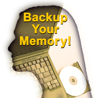 Backup Your Memory!