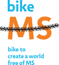 Bike to create a world free of MS
