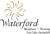 Waterford Receptions Logo