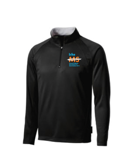 Bike MS Sport-Tek Fleece Pullover
