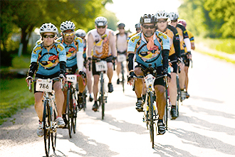 Bike MS: Iowa Ride