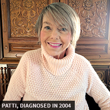 Patti, Diagnosed in 2004 – MS Navigator Support