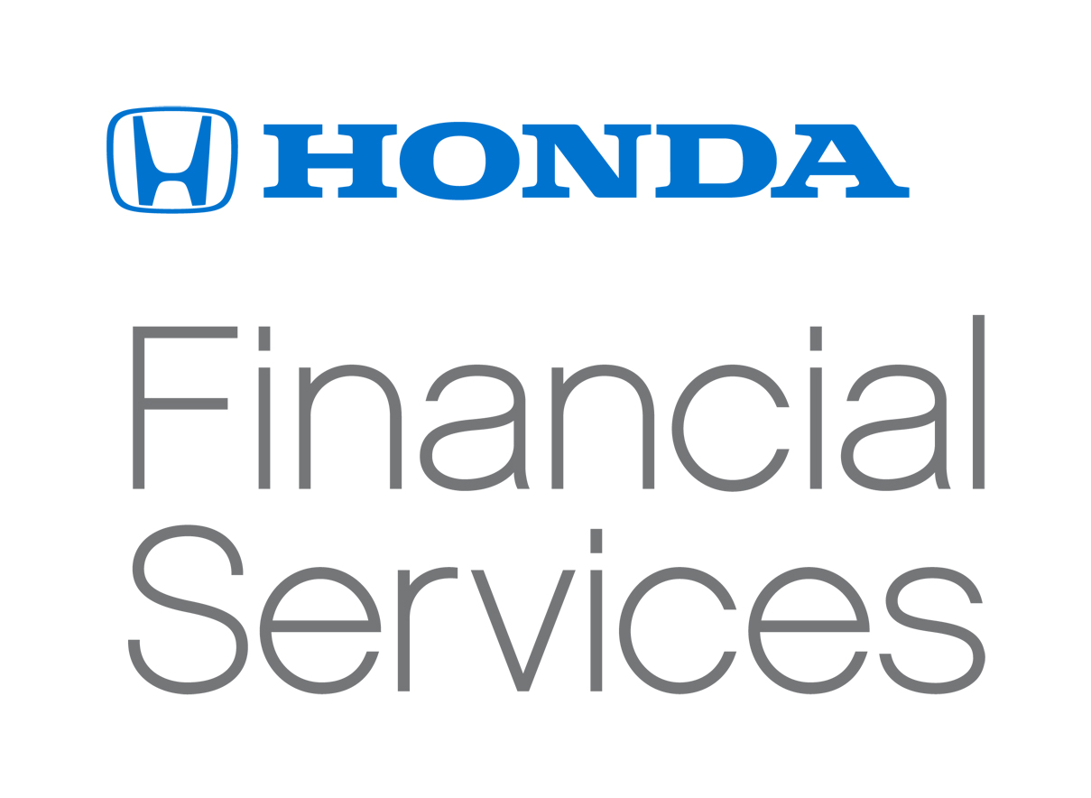 DED Bike MS Honda Financial Sponsor Logo