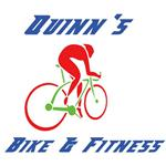 Quinn's Bike and Fitness logo