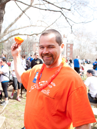 Walk MS Volunteer