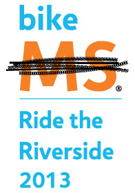 DCW Bike 2013 Ride the Riverside logo