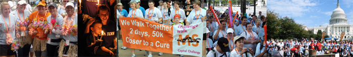 DCW Challenge Walk 2011 Collage