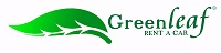 Greenleaf Rent a Car logo