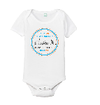 Click here for more information about Bike MS Baby Onesie